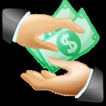 money_hands